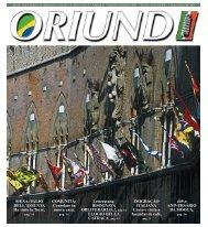 Oriundi, Revista italo-brasileira de informação e - Alessandro Dell'Aira