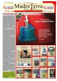 madreterra numero 12 - dicembre 2010 - Madreterranews.it