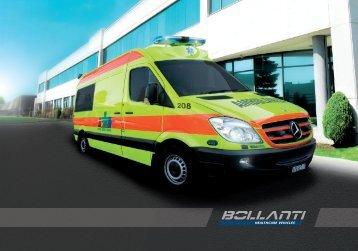 HEALTHCARE VEHICLES - Allestimenti veicoli per trasporto disabili ...