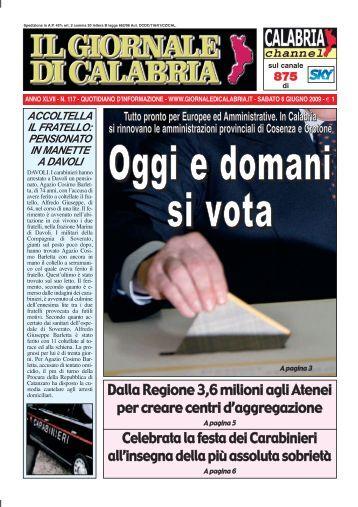 giornale di calabria platinum - photo#8