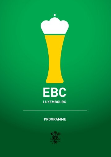 please click here for download. - the 34th European Brewery ...