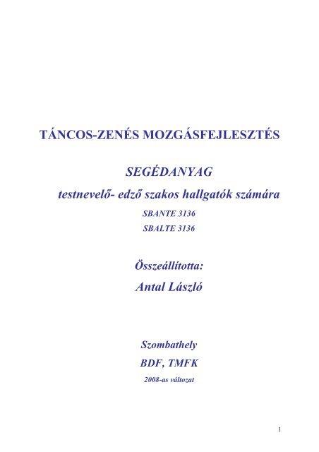 Antal László - Táncos-zenés mozgásfejlesztés (jegyzet).pdf