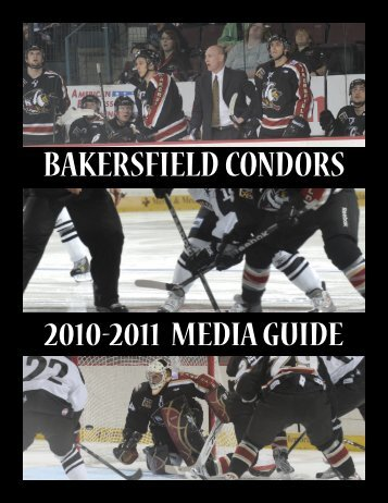 2010-11 Media Guide reformat contents page.indd - Bakersfield ...