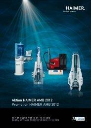 Haimer 80.105.14.1.99 Wood Base for Cooling Adapter