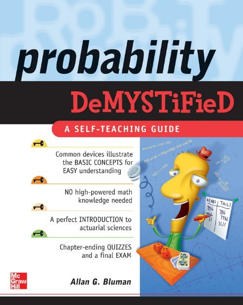 Probability Demystified - Bluman pdf - FreeExamPapers