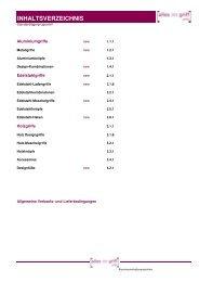 Katalog Standard-Lagerprogramm 2011