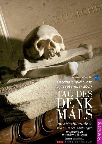 Folder zum Download (pdf, 2MB) - Kulturleben.at