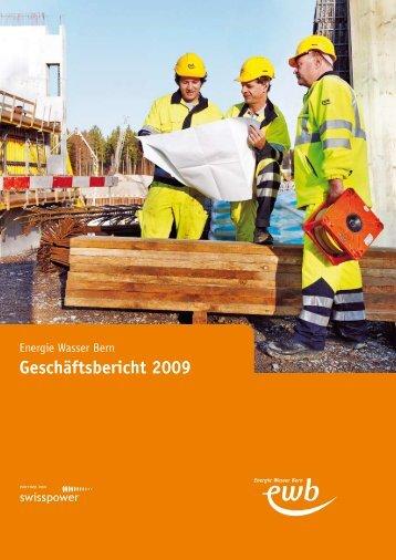 Spartenergebnisse - Energie Wasser Bern