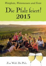 Die Pfalz feiert! - Pierrot