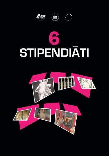 STIPENDIATI - Latvijas Mākslas akadēmija