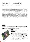 STIPENDIATI - Latvijas Mākslas akadēmija - Page 6