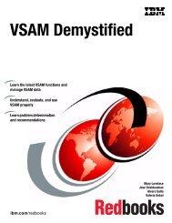 Front cover VSAM Demystified - IBM Redbooks