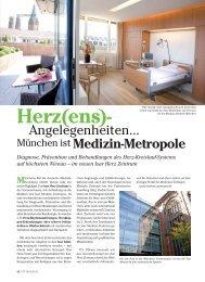 Isar Medizin Zentrum: Herz(ens)-Angelegenheiten ... - TOP Magazin