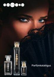 Parfümkatalógus - EssensWorld