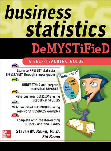 Business Statistics Demystified.pdf - Pabs