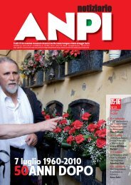 anniversari - Anpi Reggio Emilia