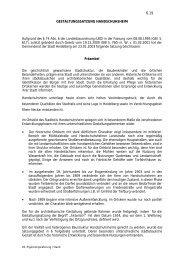 GESTALTUNGSSATZUNG HANDSCHUHSHEIM Aufgrund des § 74 ...