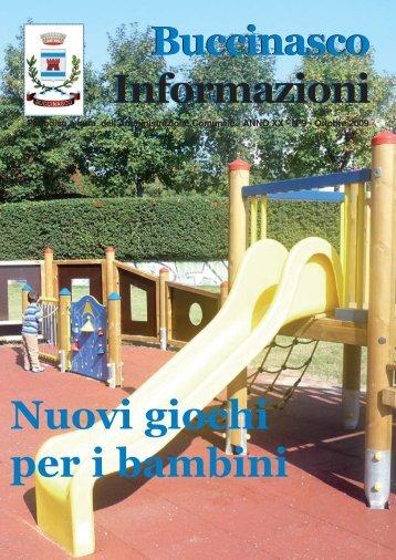 X cliente.indd - Comune di Buccinasco
