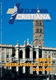 n° 5 - Europa Cristiana