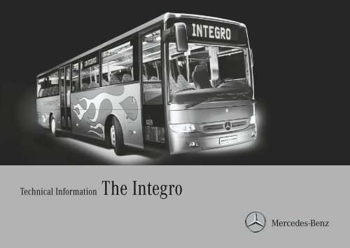 Technical Information The Integro