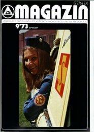 Magazin 197309