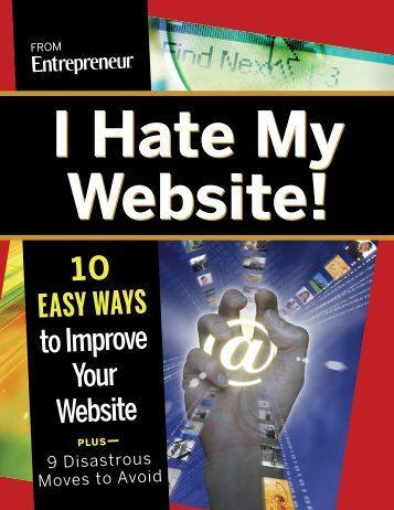 10 EASYWAYS to Improve Your Website