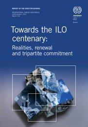 towards the ilo centenary: