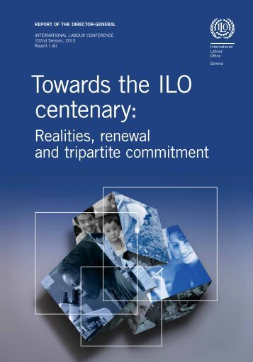 towards the ilo centenary: