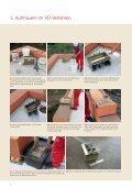 Verarbeitung gefüllter POROTON- Ziegel: Einfach ... - ENEV-Online.de - Page 6