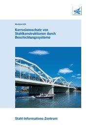 Korrosionsschutz von Stahlkonstruktionen durch ...