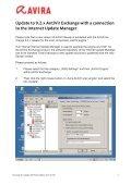 Avira Antivir Exchange 9.2.x Howto - Page 2