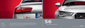Audi S6 Limousine | S6 Avant