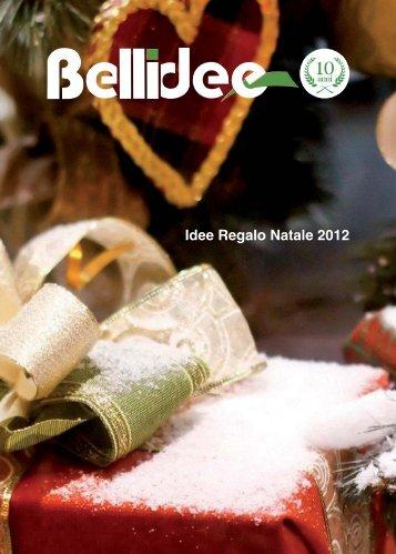Catalogo 2012 - Bellidee