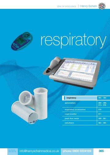 22. Respiratory - Henry Schein