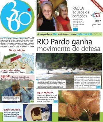 RIO Pardo ganha - Caderno 360