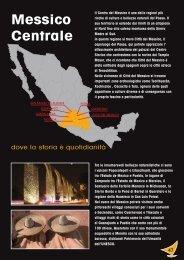 Messico Centrale - Jangada Travel