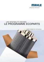 LE PROGRAMME ECOPARTS - mahle.com