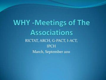Ian McDougall Presentation - RICTAT Colon Hydrotherapy ...