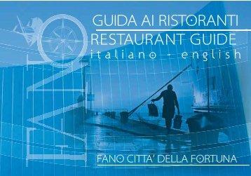 restaurants - turismo.fano.it - Fano