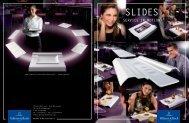 slides service in motion - Villeroy & Boch