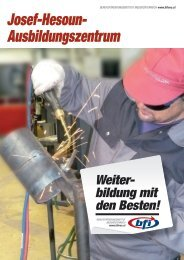 Josef-Hesoun- Ausbildungszentrum - BFI NÖ