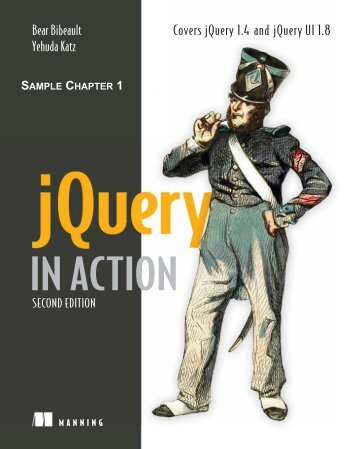 jQuery in Action - Manning Publications