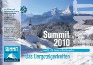 Das Veranstaltungsprogramm als PDF - Download - Tourentipp.de