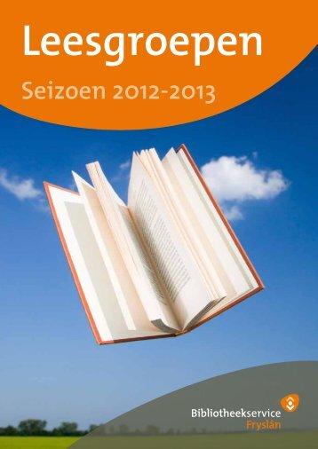 Klik hier - Bibliotheken in Fryslân