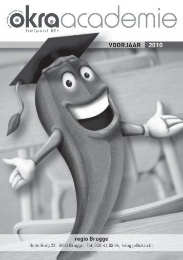 VOORJAAR 2010 - Brugseverenigingen
