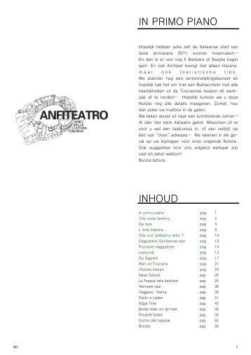 notizie 71 - Anfiteatro