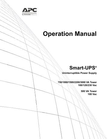 back ups ® pro 1200 1500 230v installation and apc media toshiba wiring diagram smart ups ups operation manual apc media