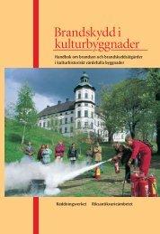 Brandskydd i kulturbyggnader