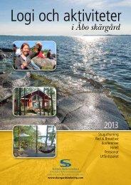 Vår 2013 katalog - Suomen Saaristovaraus Oy