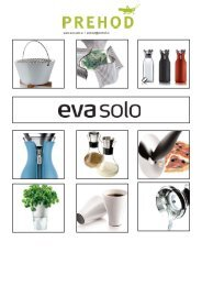 EVA SOLO LIVING forts...